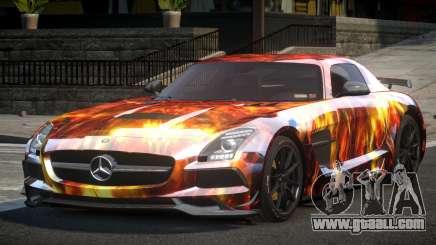 Mercedes-Benz SLS US S10 for GTA 4