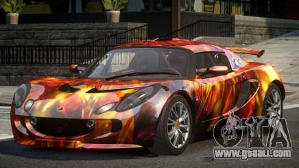 Lotus Exige BS-U L4 for GTA 4