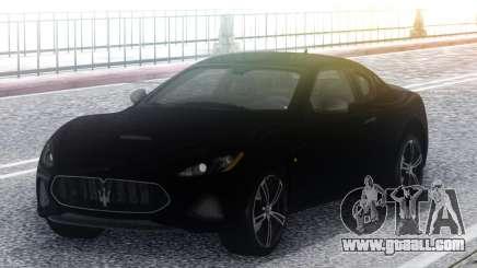 Maserati GranTurismo MC Stradale 18 for GTA San Andreas