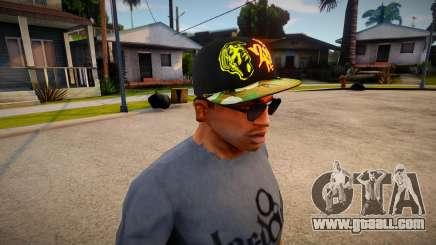 Cap 2Pac for GTA San Andreas