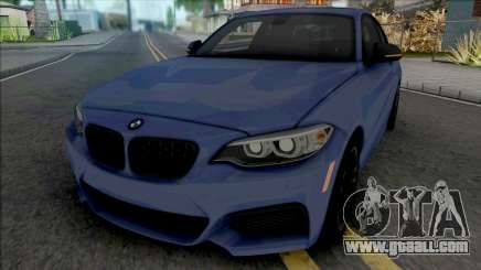 BMW 218i M Sport for GTA San Andreas