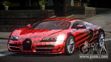 Bugatti Veyron US S3 for GTA 4