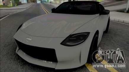 Nissan 400Z 2021 for GTA San Andreas