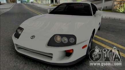 Toyota Supra [Fixed] for GTA San Andreas