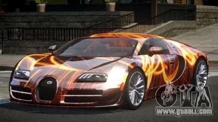 Bugatti Veyron US S5 for GTA 4