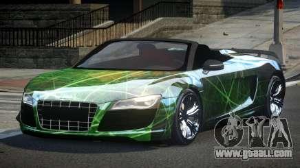Audi R8 SP Roadster PJ4 for GTA 4