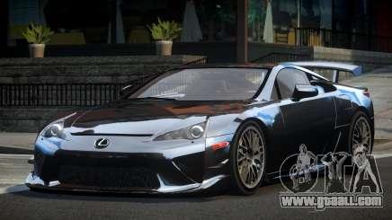 Lexus LFA GS-J for GTA 4