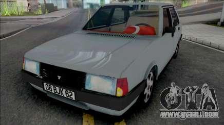 Tofas Sahin (Turkish Style) for GTA San Andreas