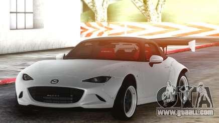 Mazda MX-5 2016 Pandem for GTA San Andreas