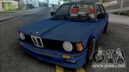 BMW 3-er E21 B44 4.0 Swap for GTA San Andreas