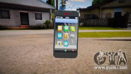 Michael phone from GTA V for GTA San Andreas