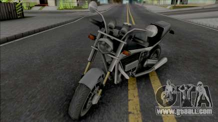 Streetfighter for GTA San Andreas