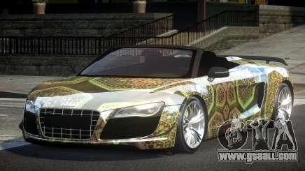 Audi R8 SP Roadster PJ1 for GTA 4
