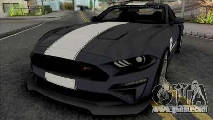 Ford Mustang Roush Stage 3 for GTA San Andreas