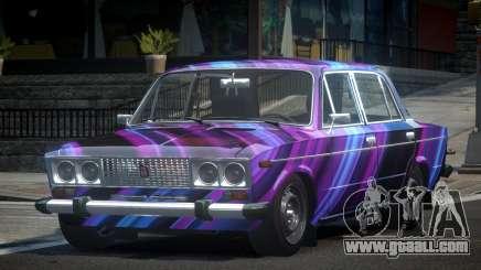 VAZ 2106 BS Drift S2 for GTA 4