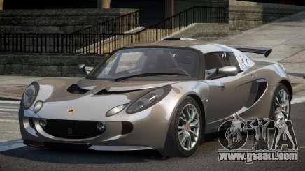 Lotus Exige BS-U for GTA 4