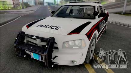 Dodge Charger 2010 Bosnian Police Livery Style for GTA San Andreas
