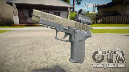 SIG P226R (Escape from Tarkov) for GTA San Andreas