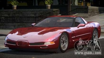 Chevrolet Corvette C5 SP V1.0 for GTA 4