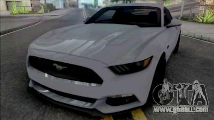 Ford Mustang GT [HQ] for GTA San Andreas