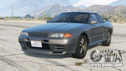 Nissan Skyline GT-R V-spec (BNR32) 1993〡add-on for GTA 5