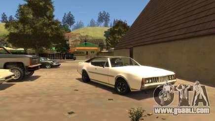 Clover SA for GTA 4