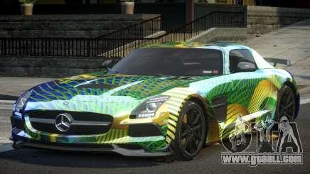 Mercedes-Benz SLS US S7 for GTA 4