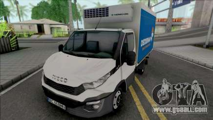 Iveco Daily Dedeman for GTA San Andreas