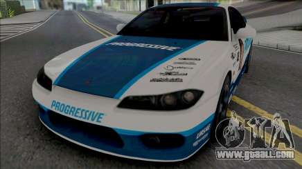 Nissan Silvia S15 [Fixed] for GTA San Andreas