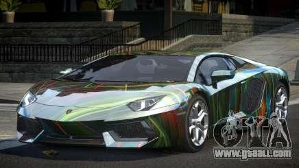 Lamborghini Aventador AN S4 for GTA 4