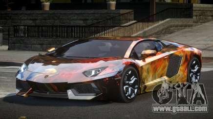 Lamborghini Aventador AN S3 for GTA 4