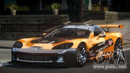 Chevrolet Corvette SP-R S9 for GTA 4