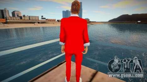 Justin Bieber sunglasses for GTA San Andreas