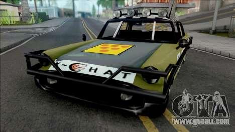 Bloodring Banger Black Edition for GTA San Andreas