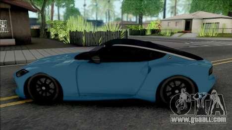 Nissan 400Z 2021 (CSR2) for GTA San Andreas