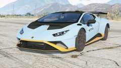 Lamborghini Huracan STO (LB724) 2021〡add-on for GTA 5