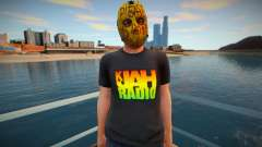 Dude 11 from GTA Online for GTA San Andreas