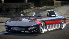 Mazda RX-7 U-Style S10 for GTA 4