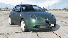 Alfa Romeo MiTo Quadrifoglio Verde (955) 2014〡add-on v2.4 for GTA 5