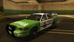 Ford Crown Victoria - Police (NFS MW Pepega) for GTA San Andreas