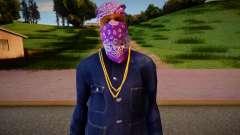 Gangsta ballas2 for GTA San Andreas
