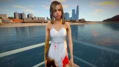 Manuela Hidalgo from Resident Evil for GTA San Andreas