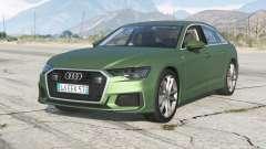 Audi A6 55 TFSI quattro S line (C8) 2019〡add-on for GTA 5
