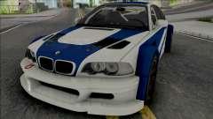 BMW M3 GTR [HQ]
