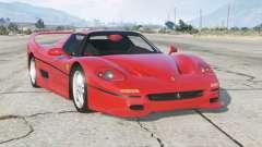 Ferrari F50 1995〡add-on v2.0 for GTA 5