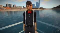 Neymar (good skin) for GTA San Andreas