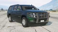 Chevrolet Suburban LTZ 2015〡Armored〡Secret Service〡add-on v1.1 for GTA 5