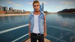 New Kent Paul Skin for GTA San Andreas