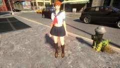 Kasumi Sailor School for GTA 4