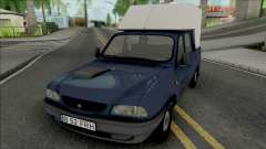 Dacia 1307 Papuc Interventii RATB for GTA San Andreas